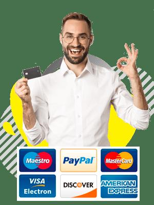 pagos con tarjeta de credito
